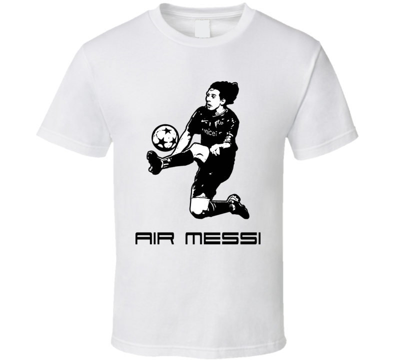 Air Lionel Messi Barcelona Soccer T Shirt