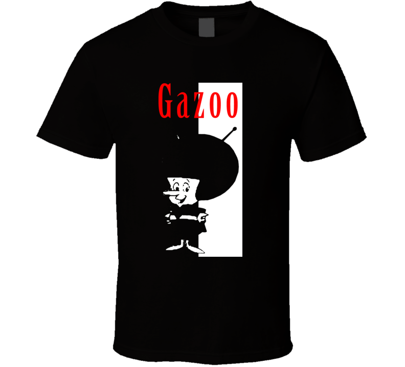 The Great Gazoo Flintstones Gangster T Shirt