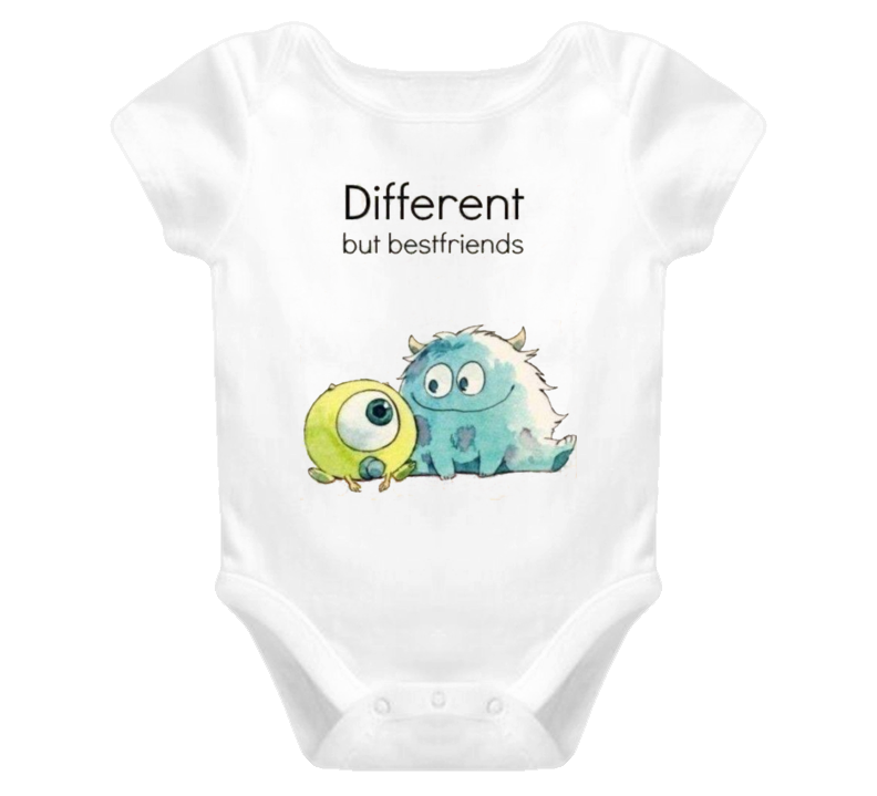 Different But Best Friends TShirt