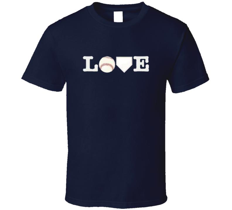 Love Baseball TShirt