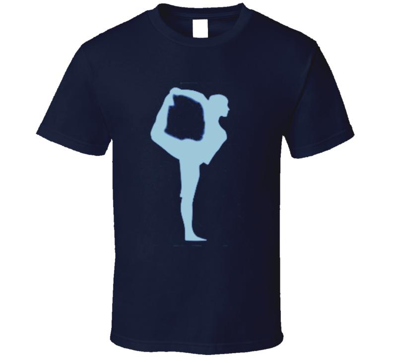 Dancer Pose Yoga TShirt