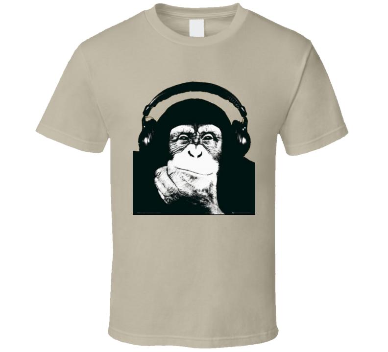 Monkey Music TShirt