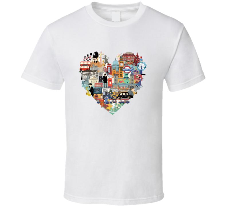 London Love TShirt