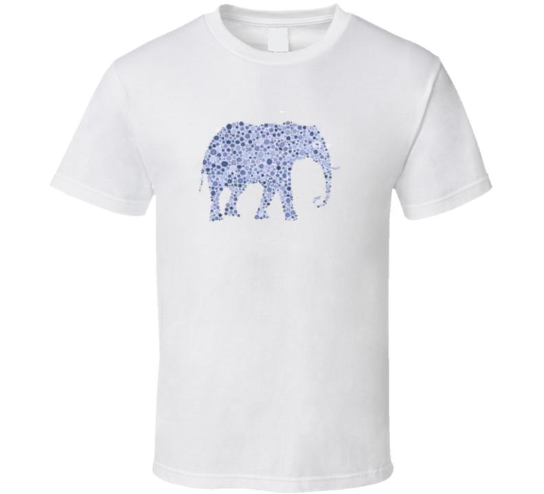 Elephant Yoga TShirt