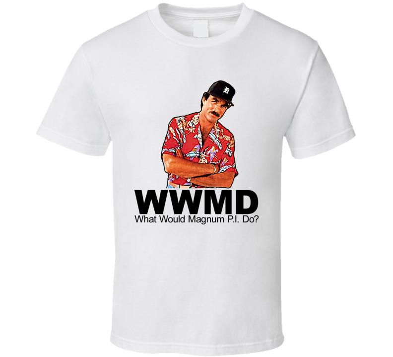 Magnum PI T Shirt