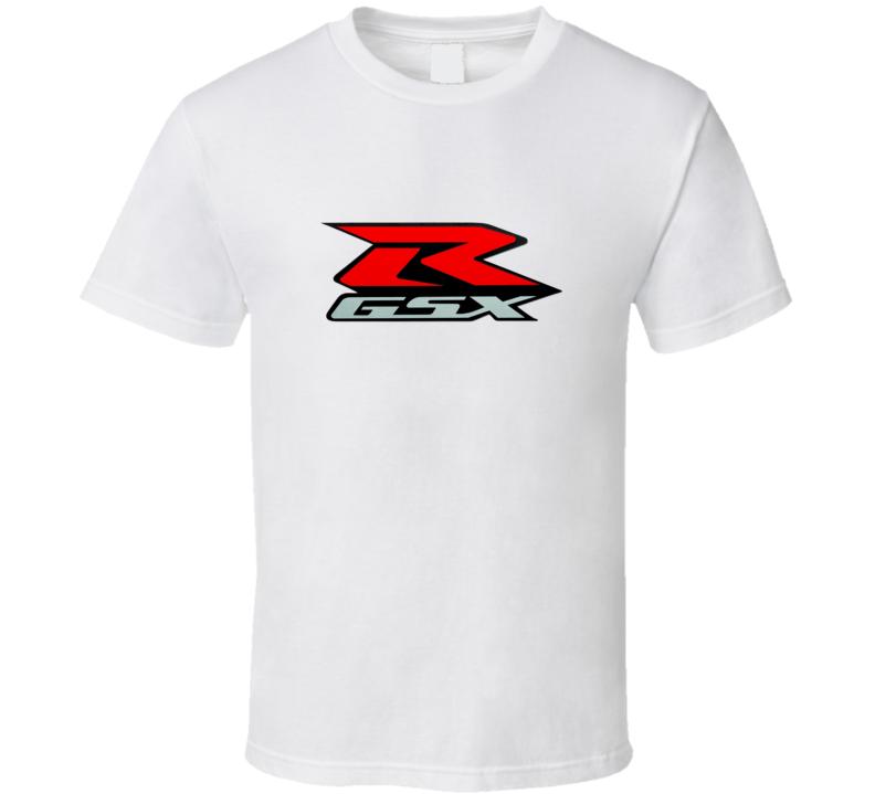 Suzuki GSXR Motorcycle Speed Bike Racing Team T Shirt All Sizes