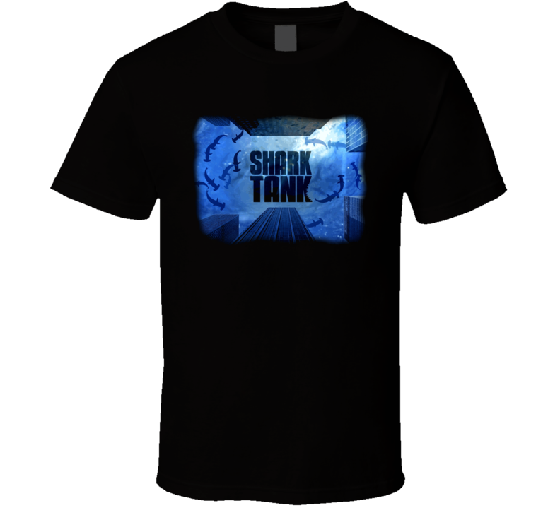 Shark Tank Reality Show T Shirt