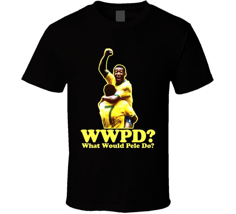 Pele Soccer Legend Star T Shirt