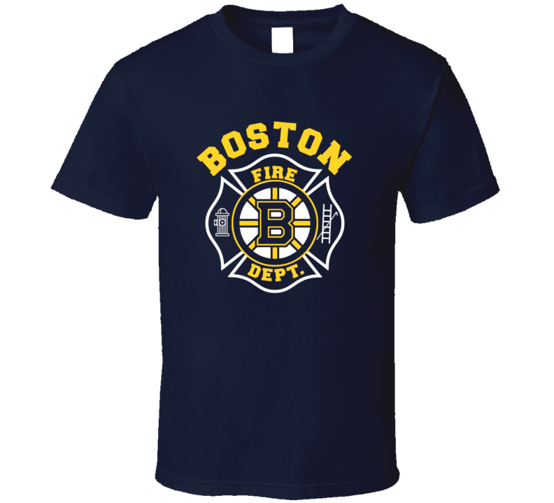 Boston Fire Department Rescue All sizes T Shirt
