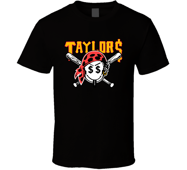 Taylor Gang Taylors Smiley Pirate Face T Shirt