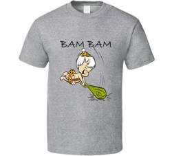 bam bam The Flinstones T Shirt bam bam tshirt