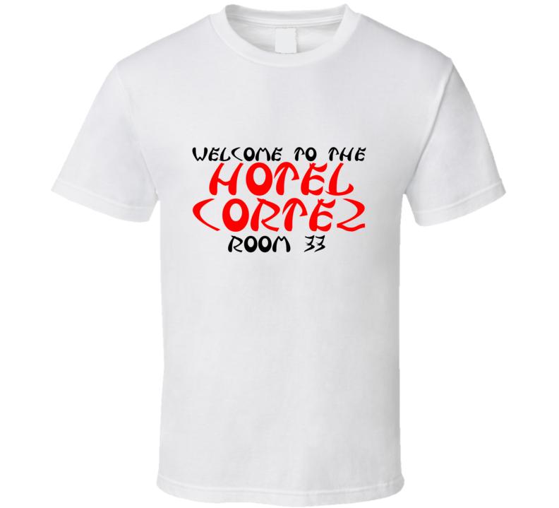 american horror story hotel cortez room 33 thirts T Shirt