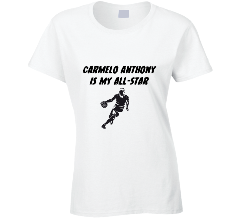 carmelo anthony is my all-star NBA 2016  T Shirt
