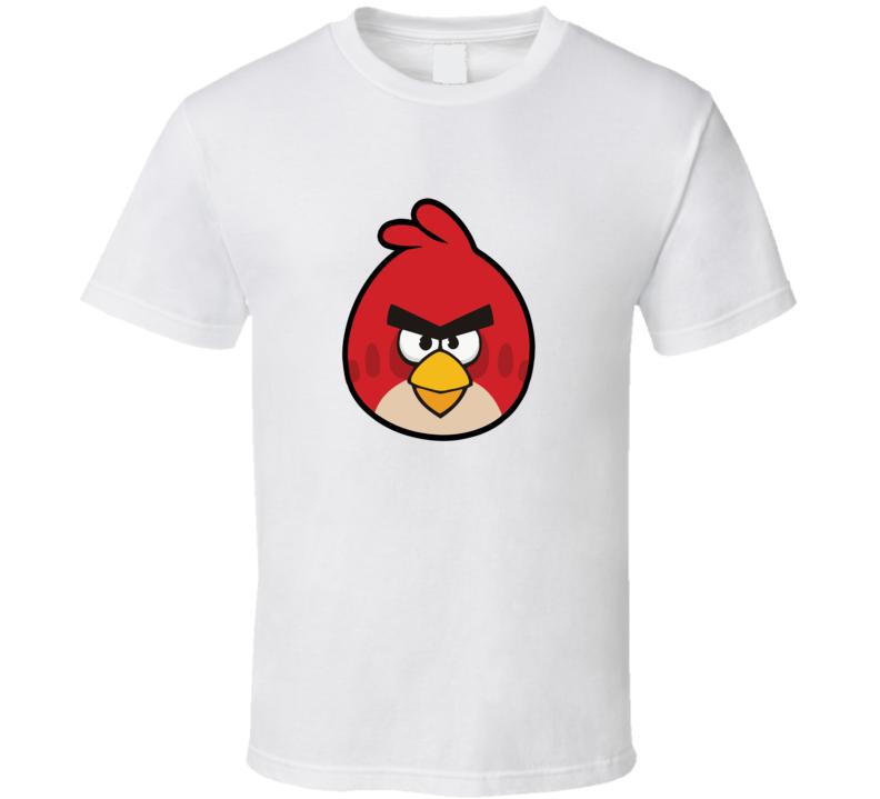 angry bird graphic tshirt tees