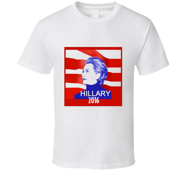 Hilary 2016 Hillary Clinton for President 2016 candidate for president vote for Hilary supporters T Shirt