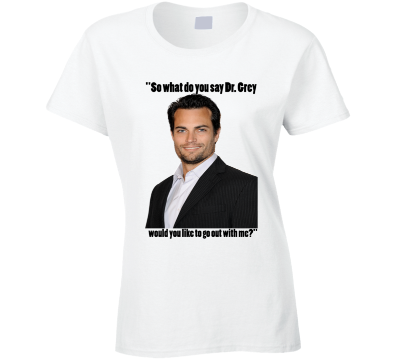 Dr.Will Thorpe Grey\'s Anatomy Scott Elrod So what do you say Dr.Grey ...