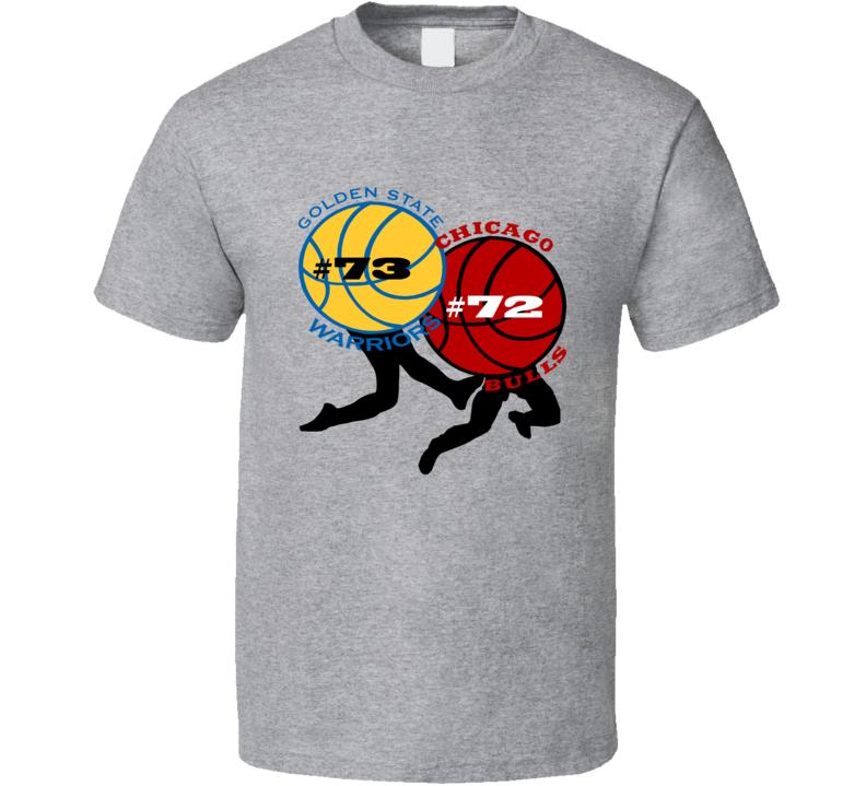 #73 wins for warriors beat bulls #72 wins warriors beat bulls tshirt #73 warriors T Shirt funny parody tshirt