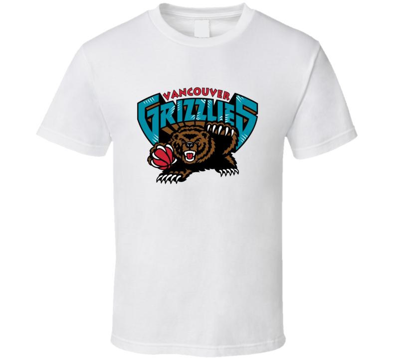 vancouver grizzlies logo T Shirt