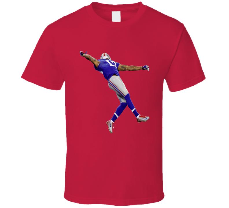 odell beckham jr. catch of the year nyg T Shirt
