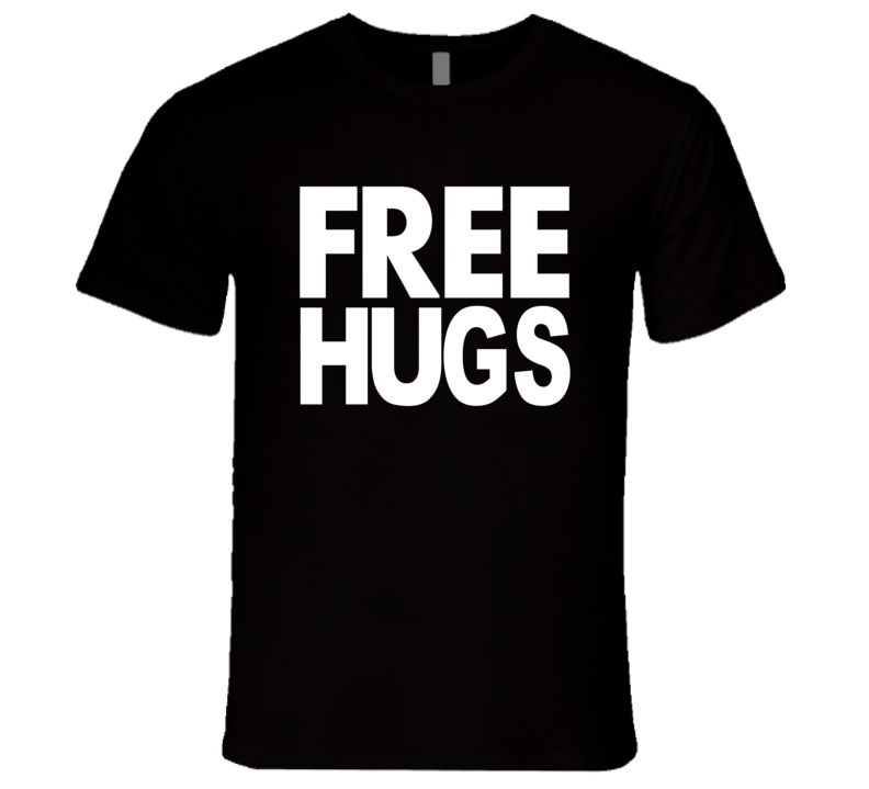 End hate bring peace free hugs project tshirt free hugs T Shirt keep the peace free hugs shirt