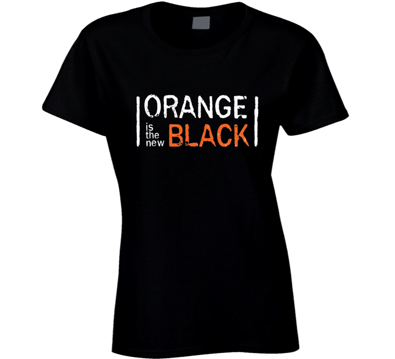 orange is the new black prison series T Shirt