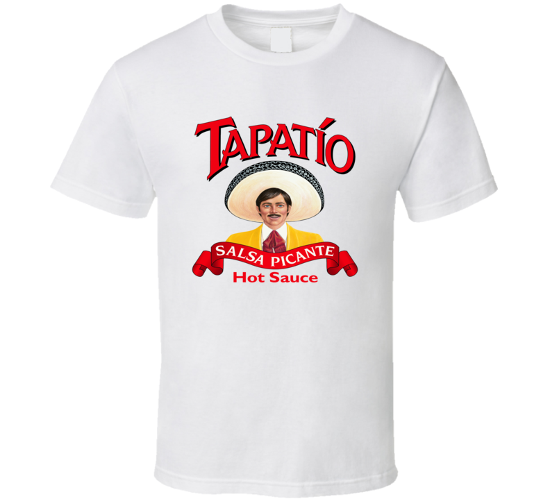 Tapatio hot sauce salsa picante graphic T Shirt