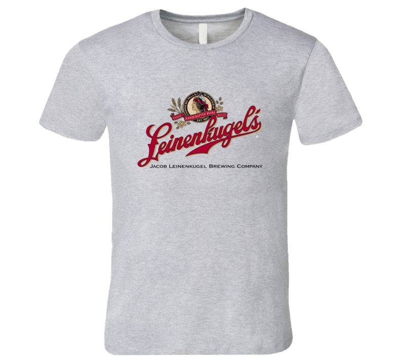 Leinenkugels Beer Logo Graphic Tshirt