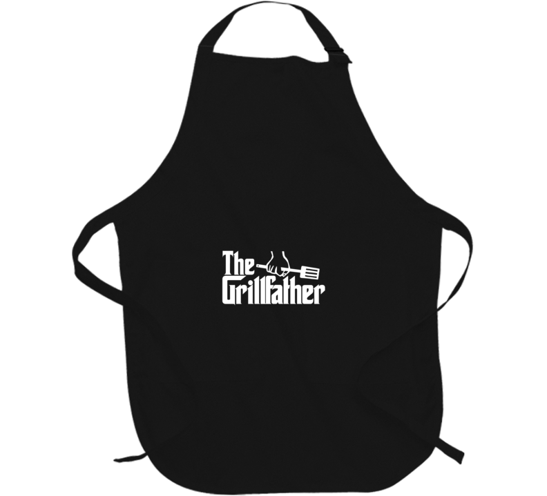 The Grill Father Grill Master Apron