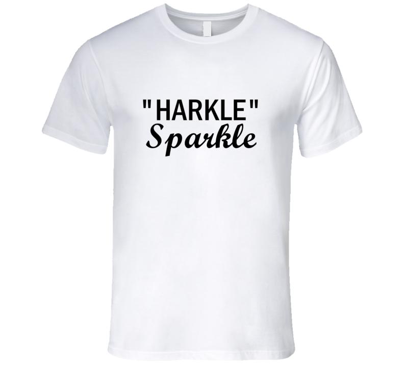 Prince Harry And Meghan Markle Harkle Sparkle Graphic Tshirt