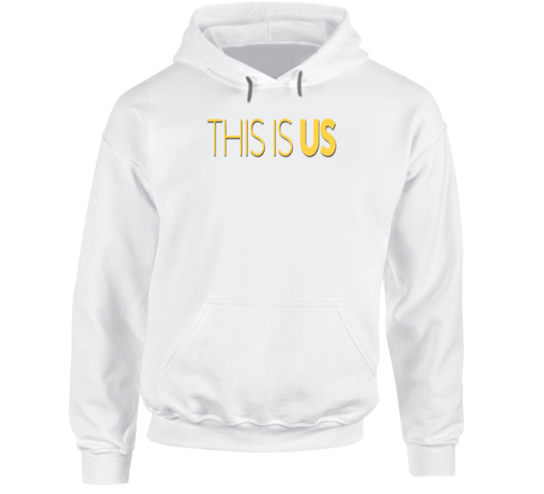 This Is Us Lofo Unisex Fan Hooded Pullover