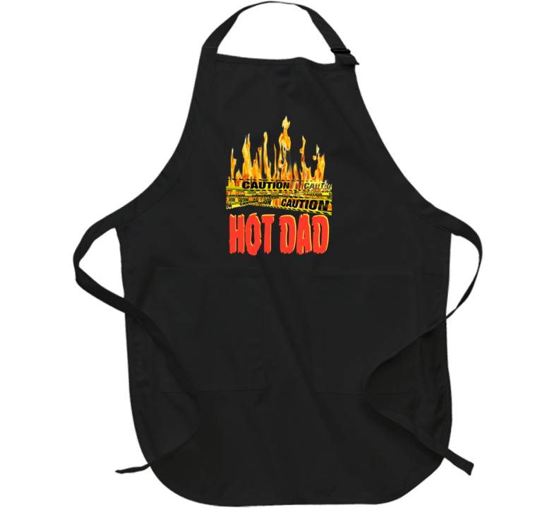 Caution Hot Dad Randall Pearson Fan This Is Us Inspired Apron