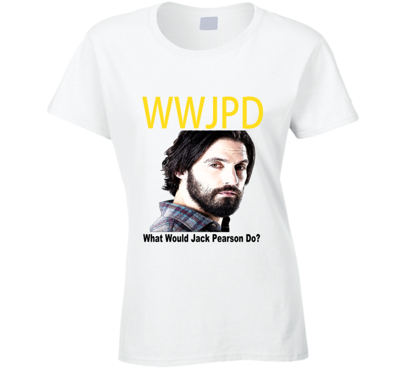 What Would Jack Pearson Do This Is Us Fan Graphic Tshirt