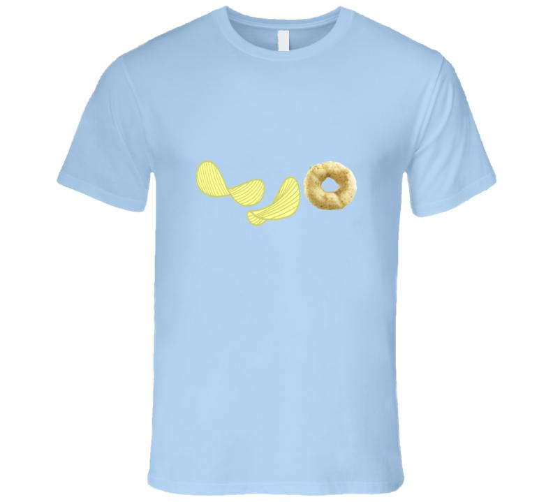 Chip Chip Cheerio Graphic T Shirt