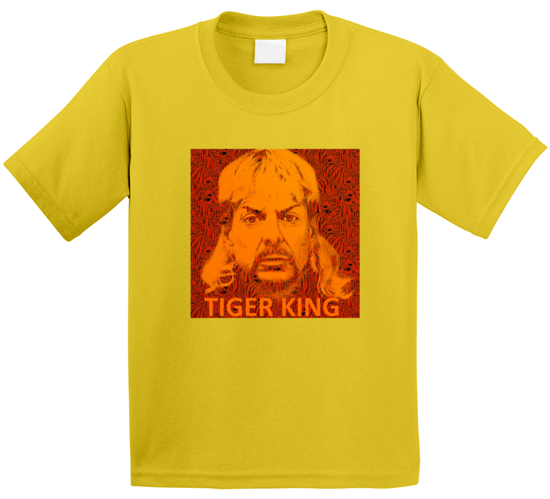 Tiger King Joe Exotic Fan T Shirt