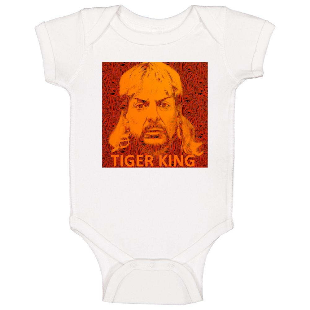 Joe Exotic Tiger King Fan Tote Bag Baby One Piece