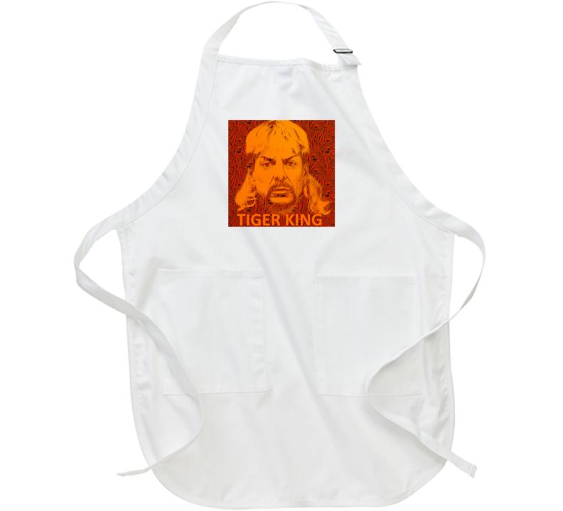 Joe Exotic Tiger King Fan Tote Bag Apron