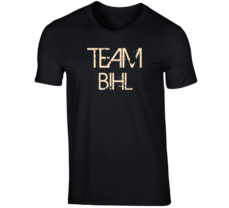 Team Sports Last First Name Bihl T Shirt