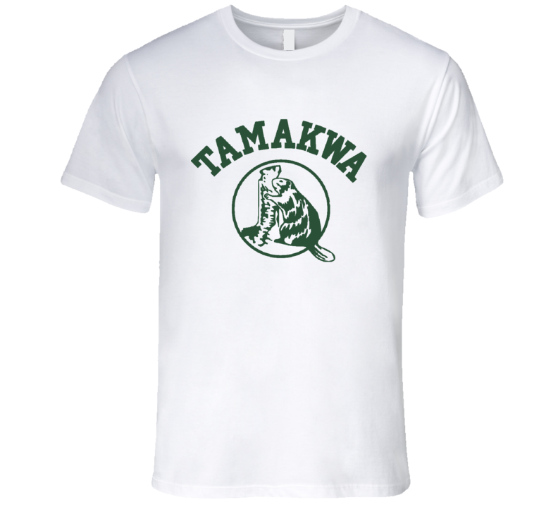 Camp Tamakwa Fun American Pie Popular Movie T Shirt