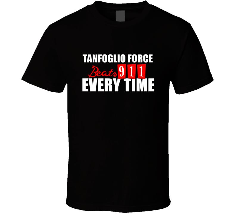 Tanfoglio Force Beats 911 Everytime Funny Gun T Shirt