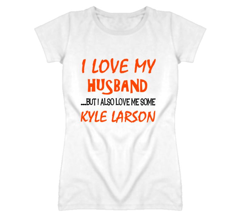 kyle larson sports love me some t shirt