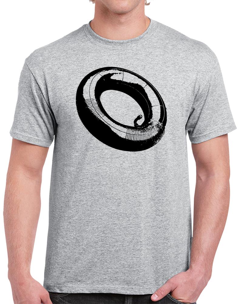Inner Tube Water Polo Sport Hobby Logo Athlete Club T Shirt