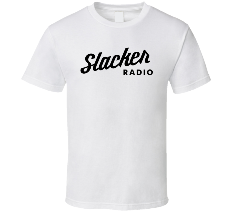 Slacker Radio Sonos App Player Fan T Shirt