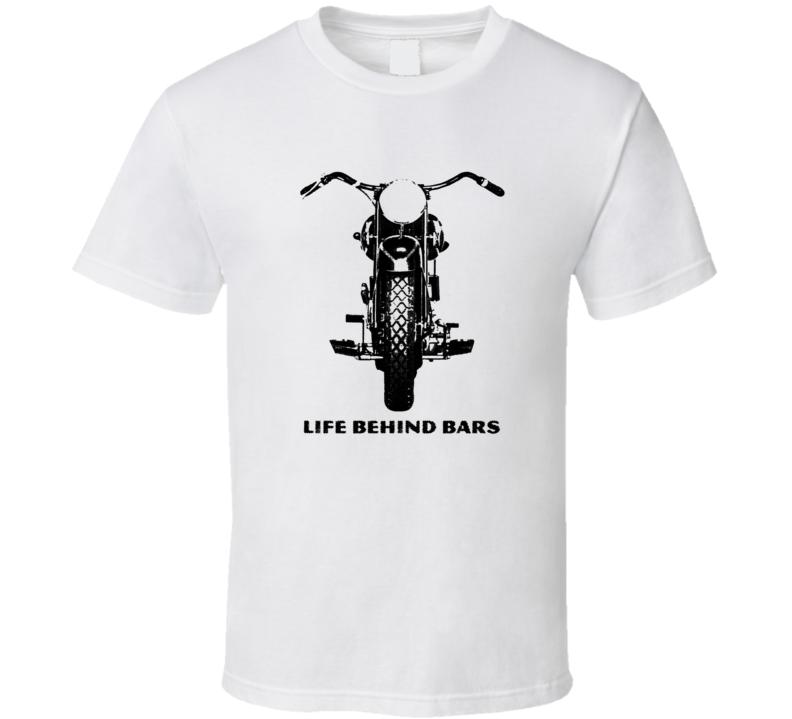 Life Behind Bars Bike T Shirt