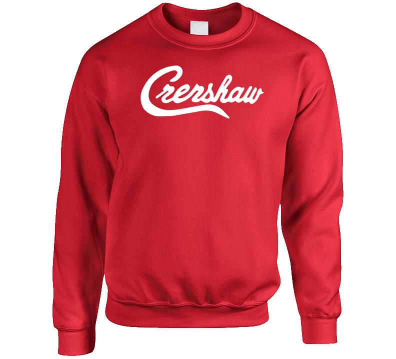Crenshaw Logo Nipsey Hussle Rapper Fan Inspired Crewneck Sweatshirt T Shirt