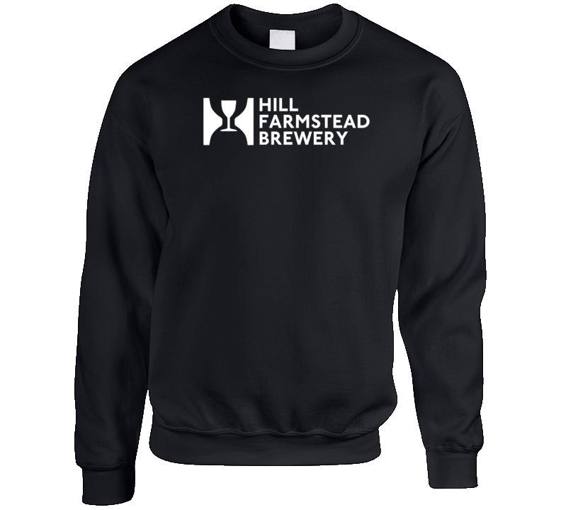 Hill Farmstead Beer Vermont Signature Alcohol Crewneck Sweatshirt