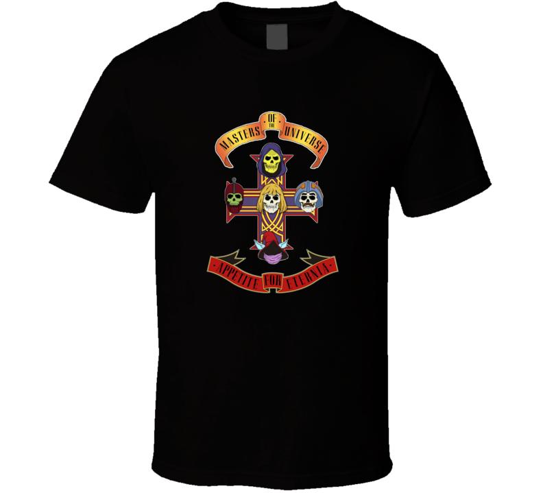 Cartoon Retro Album Tv Show Music Classic T Shirt
