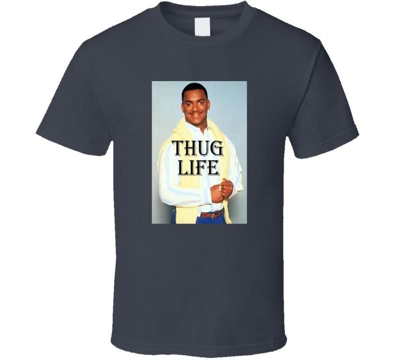 Tv Show Comedy Classic Thug Life T Shirt
