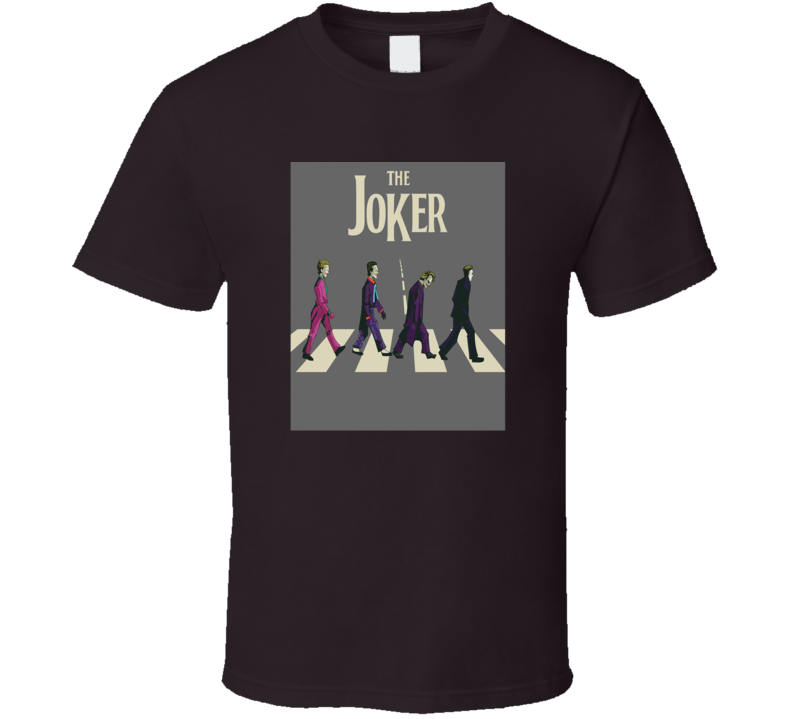 Music Parody Comic Classic Villain T Shirt
