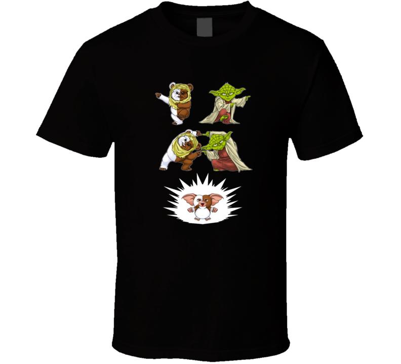 Sci Fi Cult Classic Retro Vintage 80s T Shirt