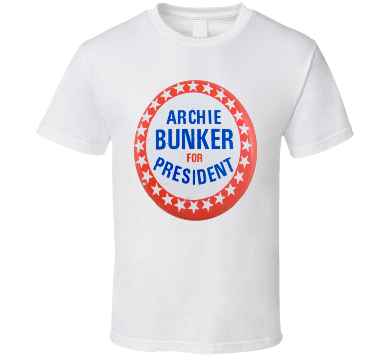 Tv Icon President Classic Retro T Shirt